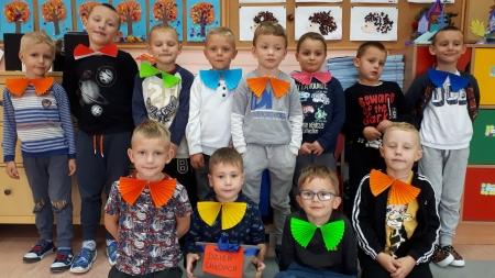 Dzień Chłopaka w grupie 5 i 6-latków
