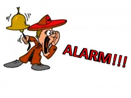24 września - próbny alarm przeciwpożarowy