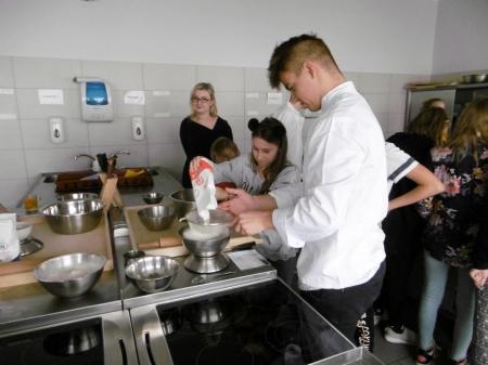 Europejski Tydzień Umiejętności Zawodowych - warsztaty dla uczniów