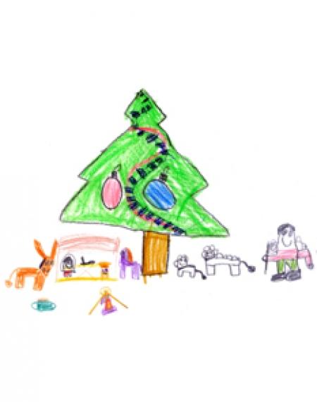 Kartka Bożonarodzeniowa - konkurs