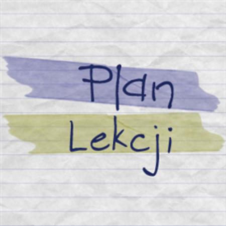 Zmiana planu lekcji od 11 lutego