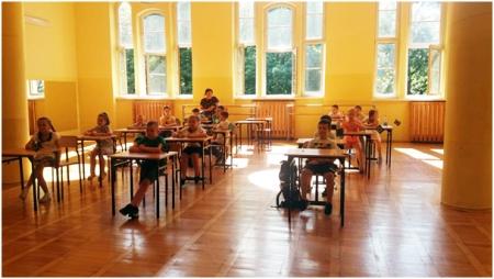 II Goleniowski Test Językowy i dwa drugie miejsca!!