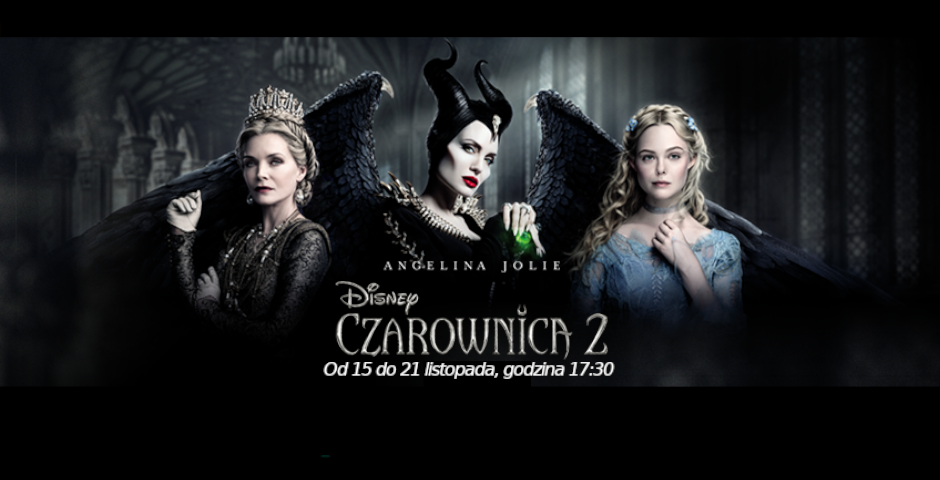 Kino Kawiarnia Goleniów - Czarownica 2