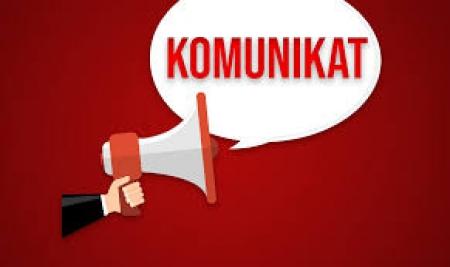 UWAGA ! Ważny komunikat PPIS w Goleniowie odnośnie dzieci z oddziału 3-4 latk