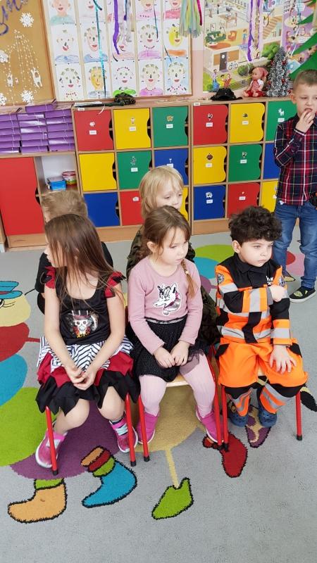 Bal Karnawałowy w grupie ''5-6 latków''