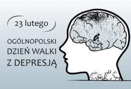 23 lutego Ogólnopolski Dzień Walki z Depresją
