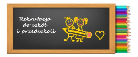 Rekrutacja do klasy pierwszej i oddziałów przedszkolnych