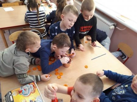 Zabawy konstrukcyjne w grupie 5-6 latków