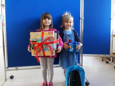 Nagrody - Ania i Natasza