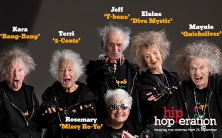 Nowe Horyzonty Edukacji Filmowej  ''Operacja HIP - HOP''