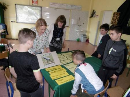 750 lat Goleniowa – Projektowane Okazje Edukacyjne w Szkole Podstawowej w Krę